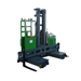 Four-way fork-lift trucks